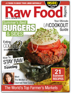 Raw Food Magazine Issue 4