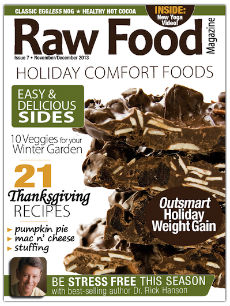 Raw Food Magazine Issue 7