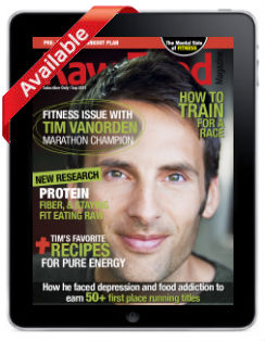Raw Food Magazine Fitness Issue