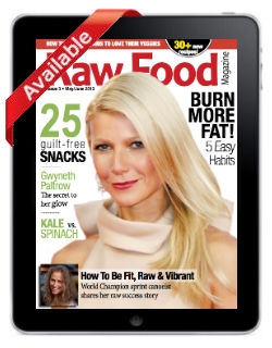Raw Food Magazine Weight Loss Issue