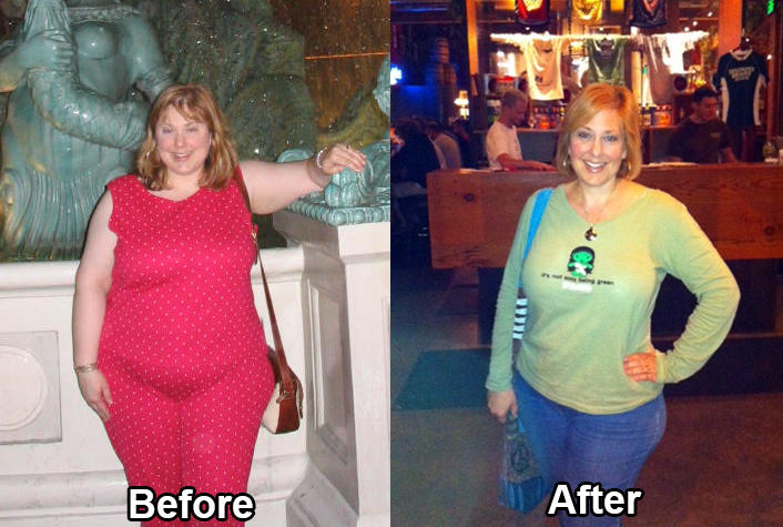 chef lisa books-williams weight loss before and after