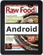 Raw Food Magazine Android