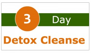 3 day detox cleanse