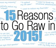 15 Reasons To Go Raw In 2015