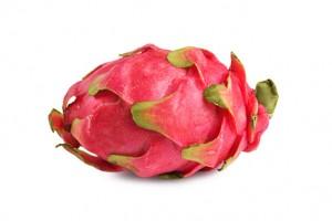 Raw dragon fruit